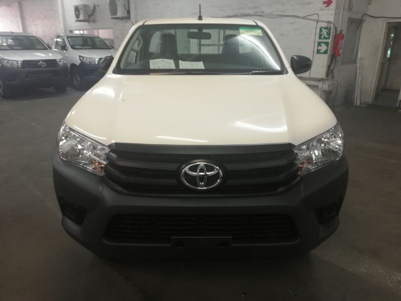 TOYOTA  HILUX REVO SINGLE CAB